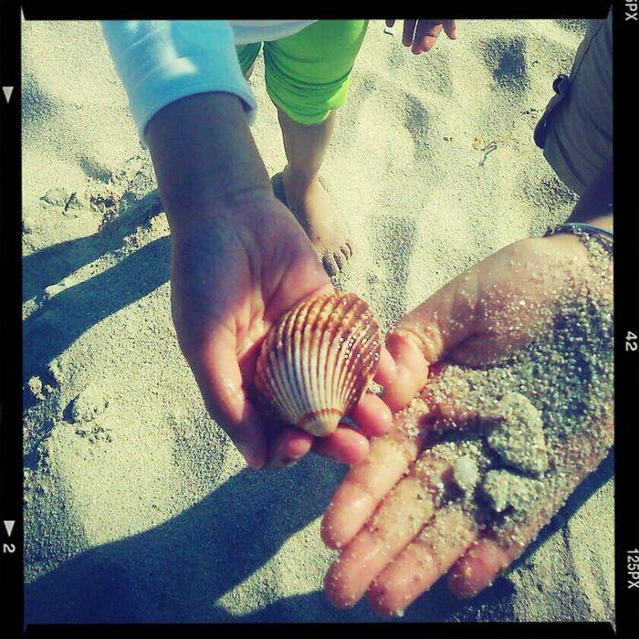 Beach Small Cute♡ Hands
