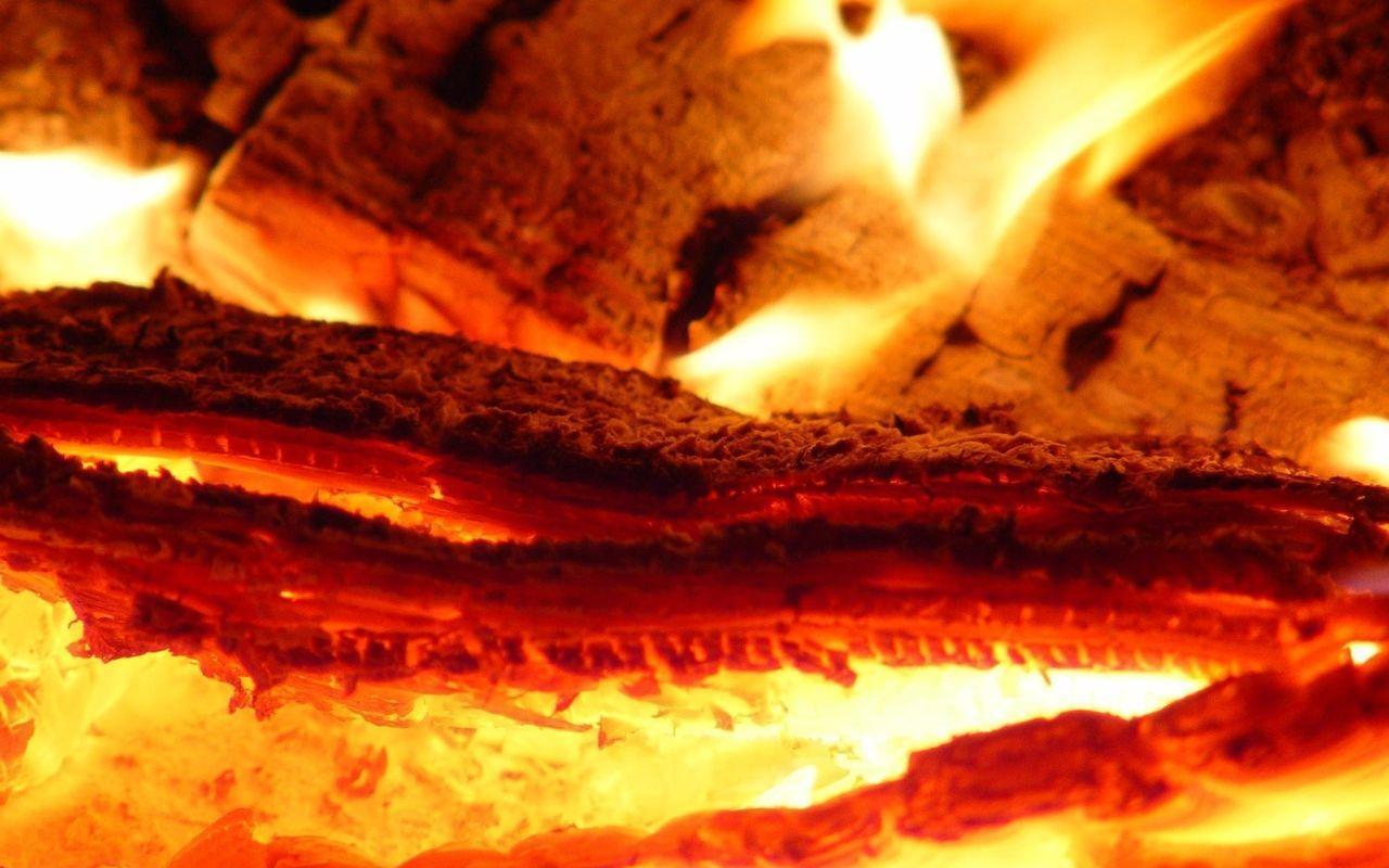 flame, heat - temperature, orange color, burning, no people, night, close-up, indoors, motion, illuminated, nature