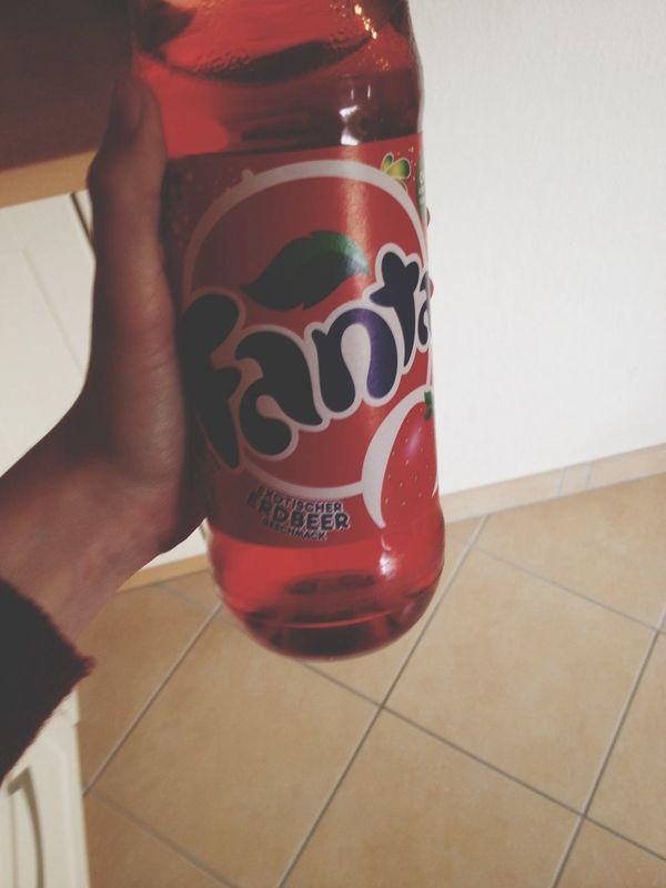 Tast so good :) Fanta Strawberry Yammie