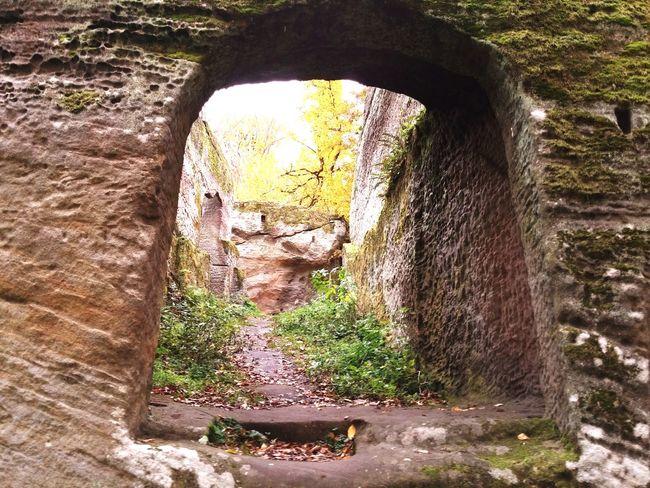 Ruin Old Buildings