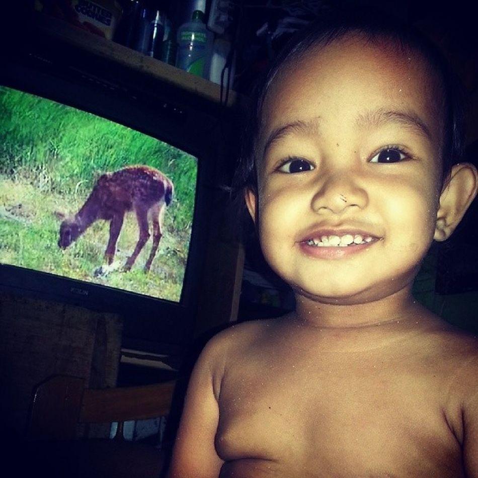 Smile lang po kayo palagi! God bless! Selfiewhilewatchingbrainybaby Igers IGDaily Mothermode bunsoy