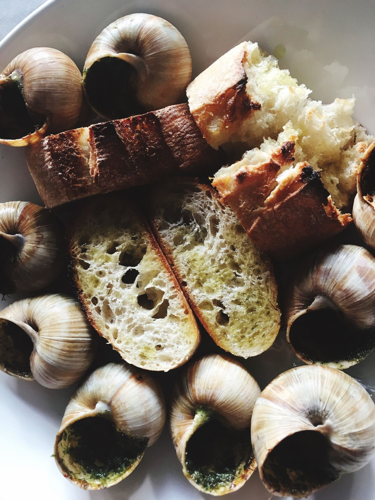 ShareTheMeal Escargot Bourgogne Garlicbread Food Food And Drink Healthy Eating Freshness No People Close-up Ready-to-eat Indoors  Day