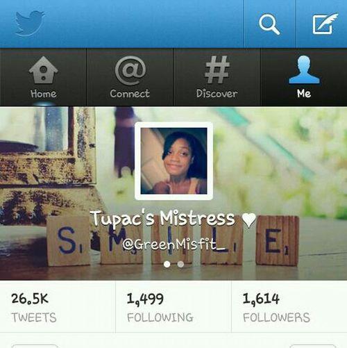 follow me (: