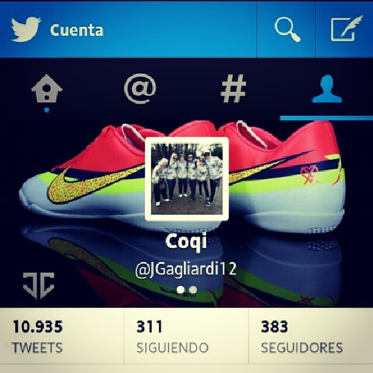 Followme Twitter Follow Jgagliardi12 tweet nike