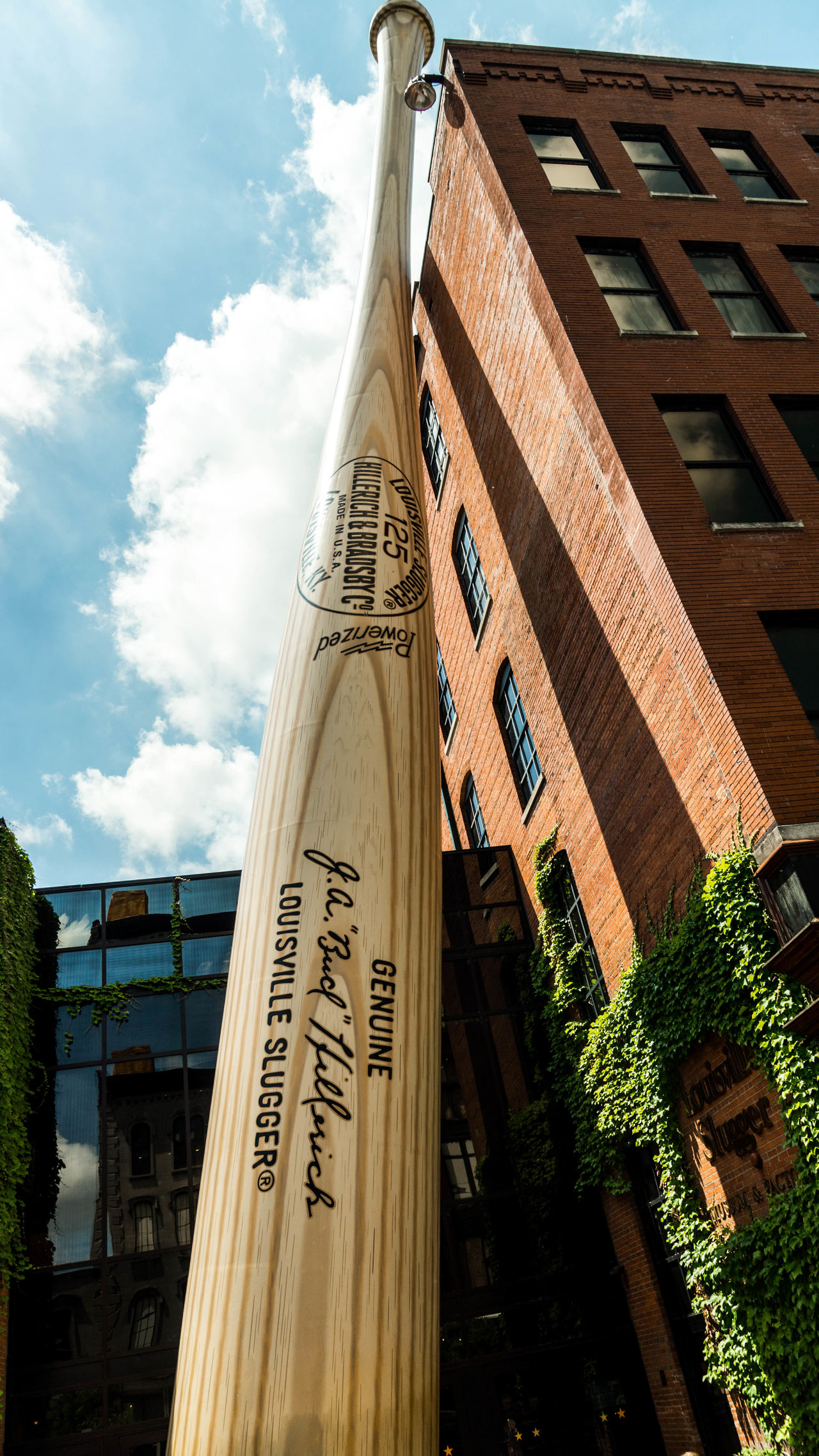 Architectural Column Architectural Feature Architecture Baseball Baseball Bat Building Building Exterior Building Story Built Structure Capital Cities  City City Life Cloud Cloud - Sky Day High Section Modern No People Office Building Outdoors Sky Spire  Tall Tall - High Tower
