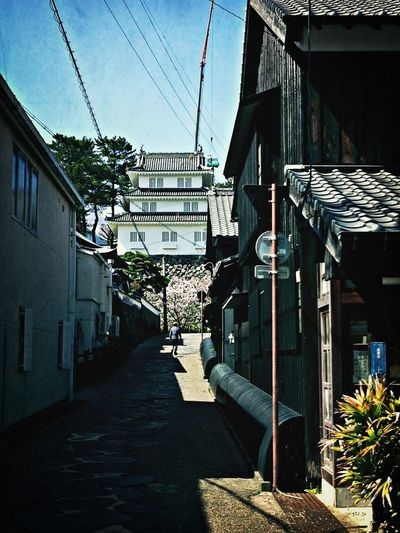 "Japan Introducing Culture Of Japan Which Must Be Left To The Future……  ""未来に残す日本の文化"" 裏路地 Shimabara"