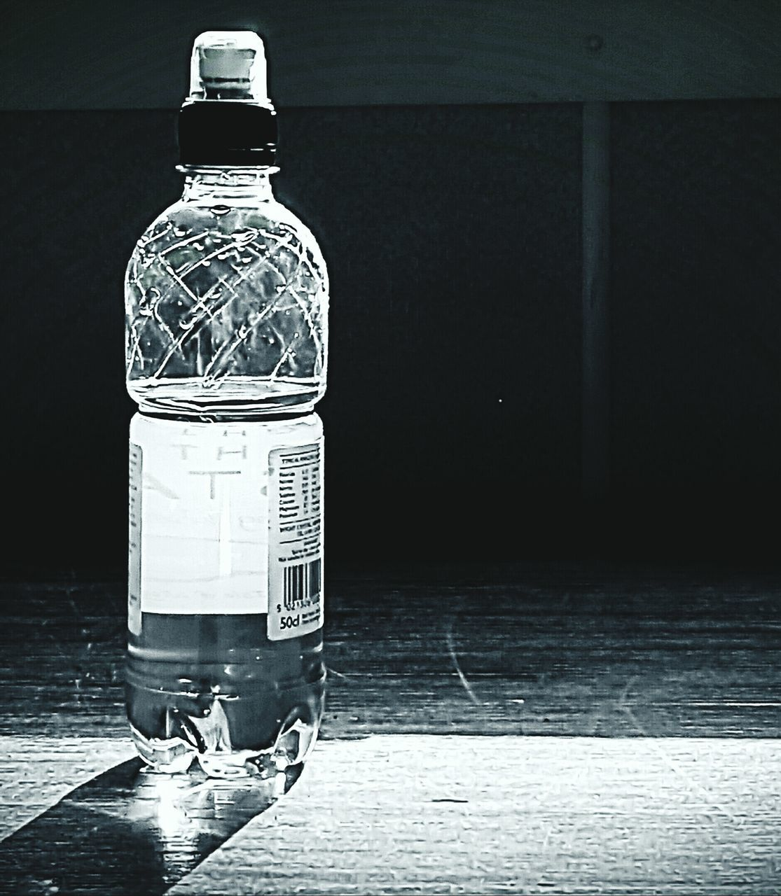 bottle, no people, indoors, water, close-up, day