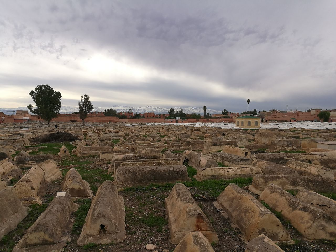 Jewish cemetery in Marrakech Ancient Cemetery Grave Gravestone Israel Jewish Judaism Medina Morocco Old Tombs Tombstones