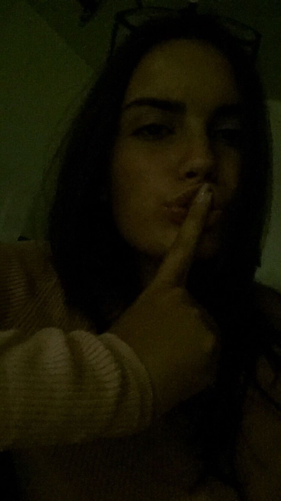Shh Young Women Long Hair Girl Smile Selfie ✌ Hello World Hello Kiyomi Mitsuki Snapchat Me :)  ThatsMe Enjoying Life