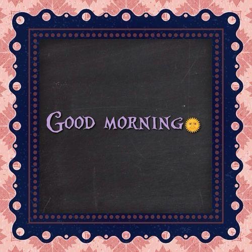 Good morning #tired #happy # school