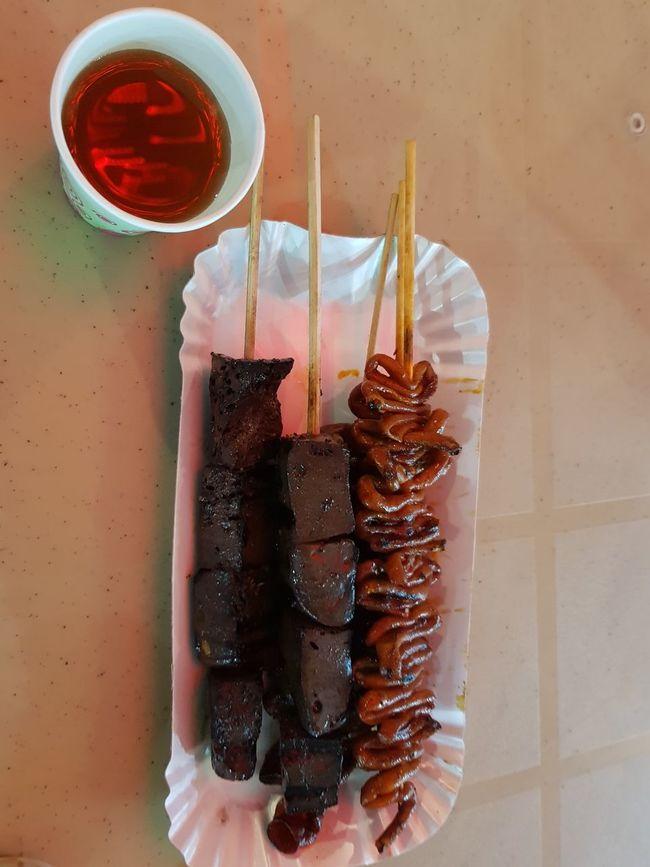 EyeEm Selects Intestines Blood Food Filipinofood Manila Philippines Mobilephotography