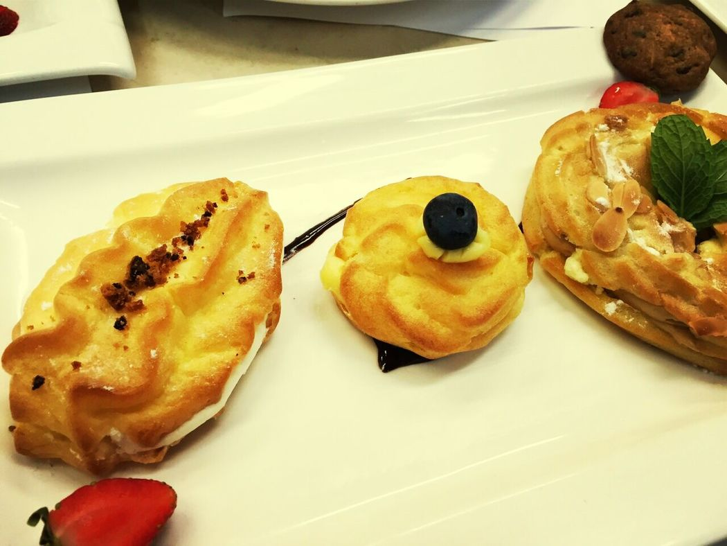 Pastryclass Pastries Puff Pastry