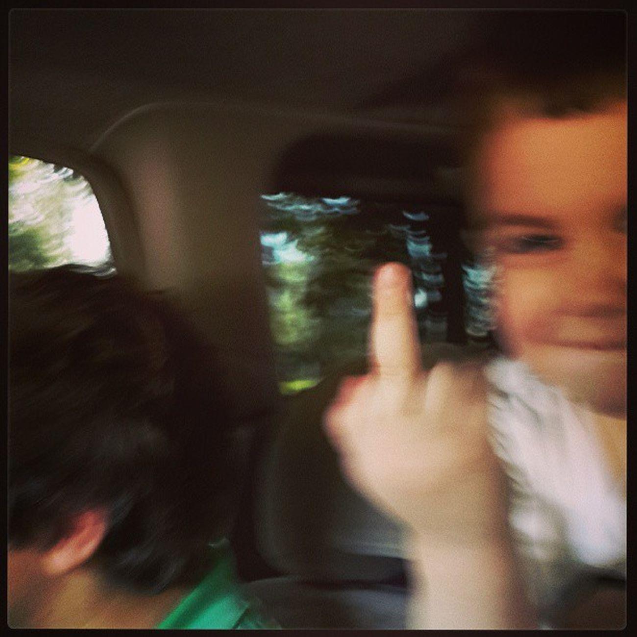 """Tavo, vos me vas a extrañar?!?"" :( Babybrother Japiro Exchange RYE"