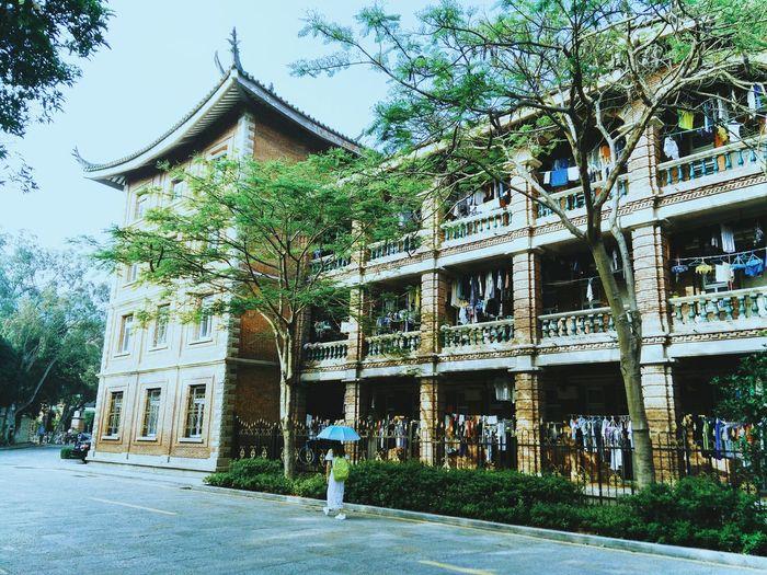 On Campus Campus At University Dorm Dormitory Dorm Life