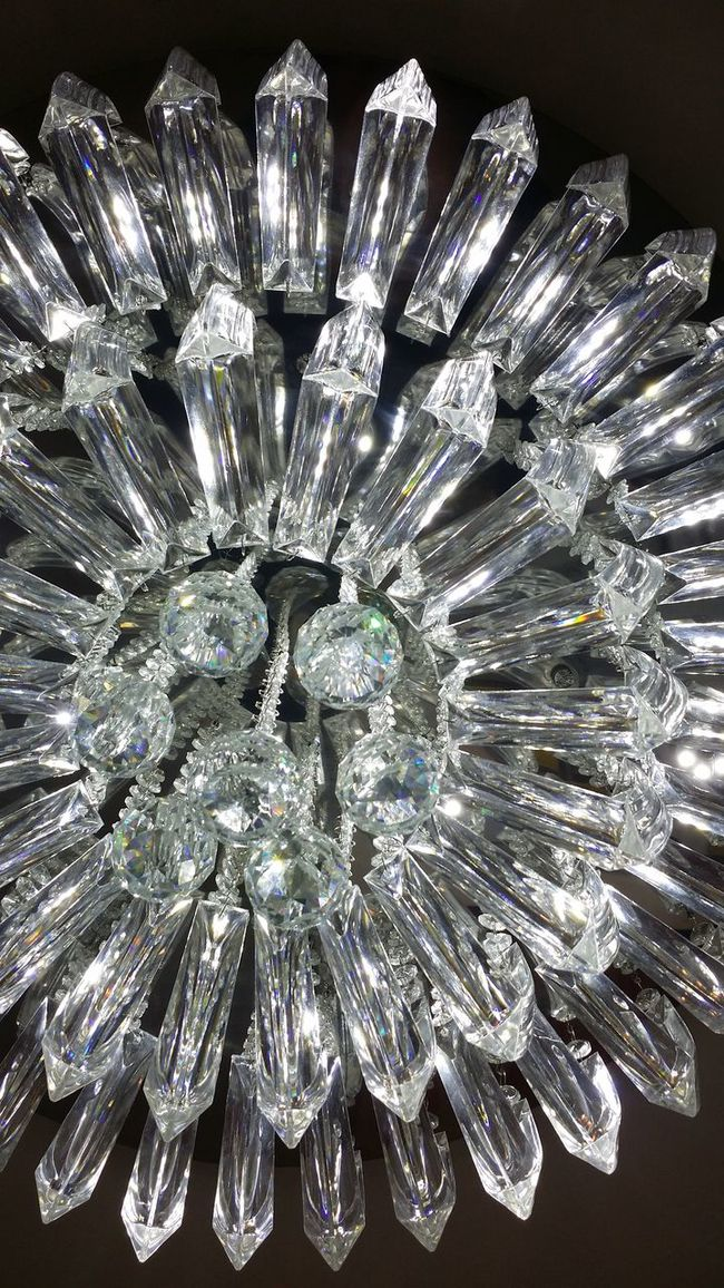 Beautiful Ligth Crystals Very Beautiful ♥ Love Verylove Lovelights Alone But Not Lonely HiFriends EyeEm Gallery Relaxing Time Samsungs7edge Lovephotography  LoveMyPlace Photography Myhomesweethome Color Good Times Chandiliers 😉😉 Refinement Myhome Lux Interior Decorating Interior Design