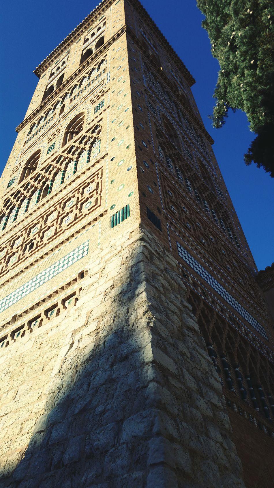 Architecture Medieval Monument Mudéjar Showcase March