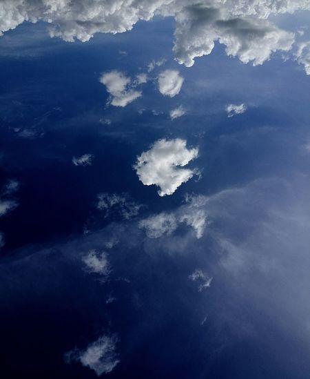 Sky Cloud - Sky Nature Blue Sky Blue