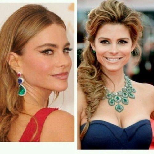 Emeralds rock! Emmyjewelry Zümrüt Mücevher Redcarpet Celebrity