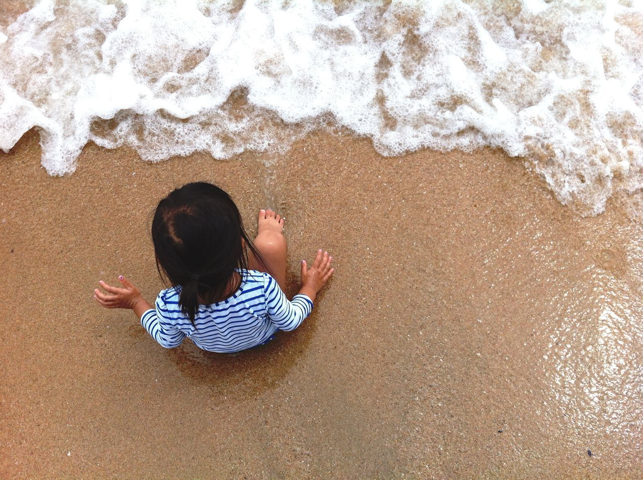 Beautiful stock photos of thai, Babyhood, Bang Lamung, Beach, Black Hair