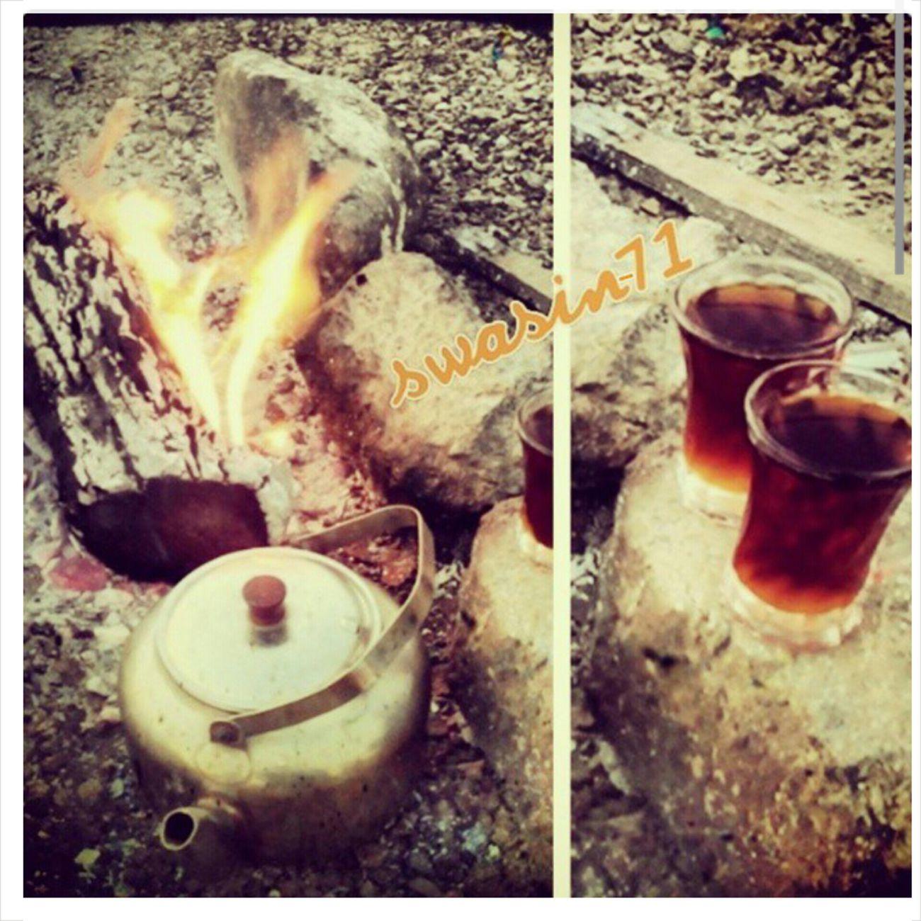 Tea شاي جاي الجمر كوفي قهوة Coffiee Time Coffee ☕