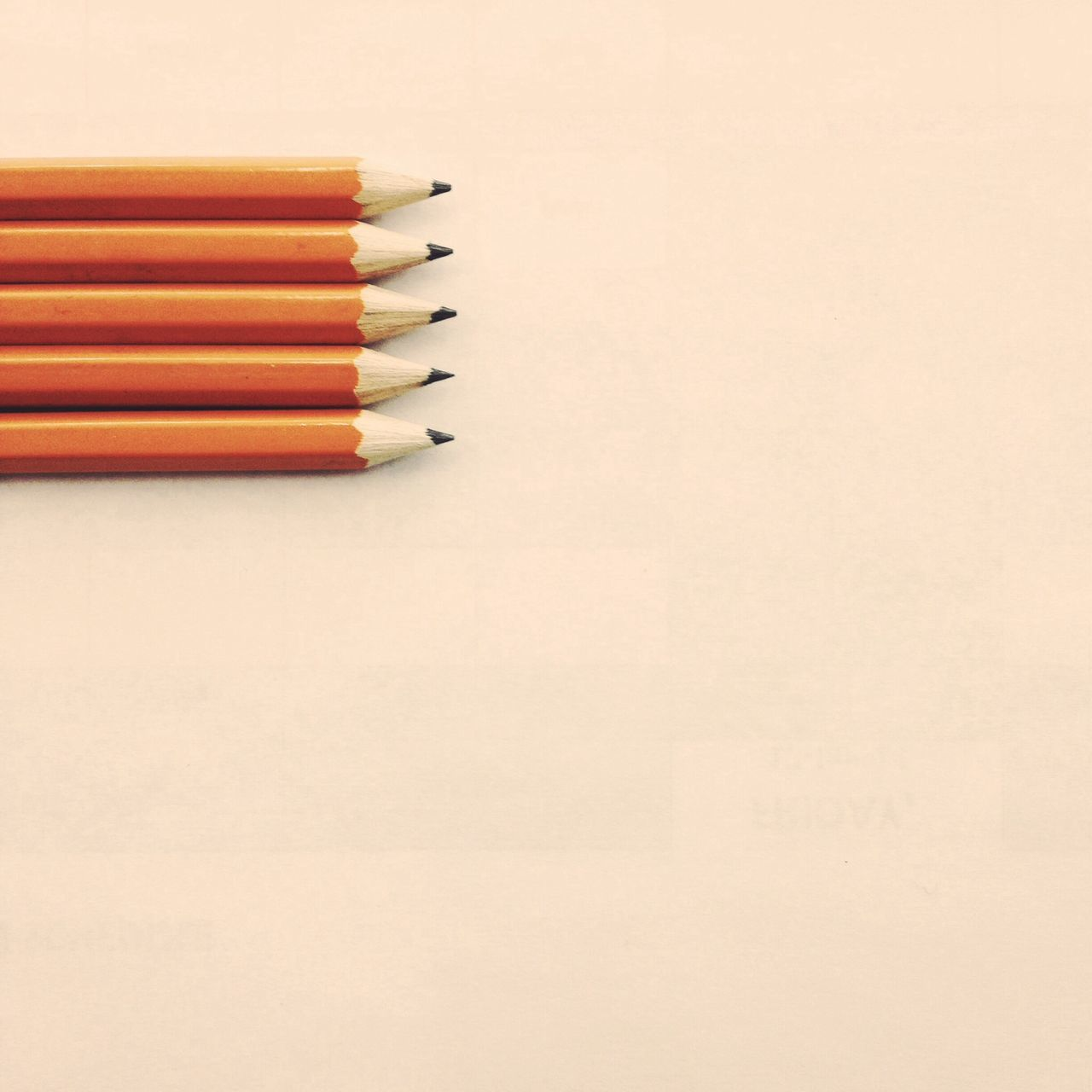 Beautiful stock photos of pencil, Arrangement, Art And Craft Equipment, Choice, Colored Background