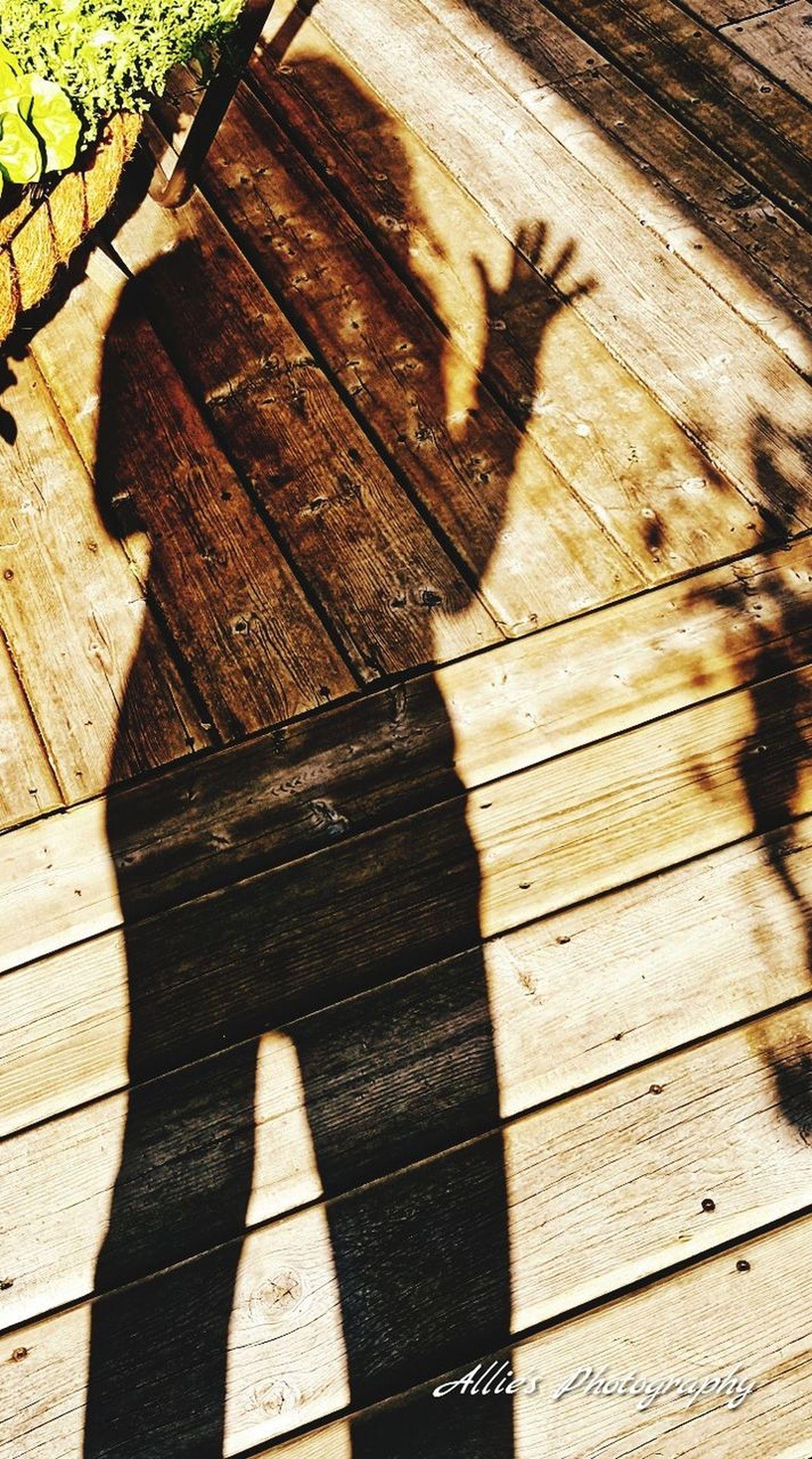 Hi shadow:) Focus On Shadow Sunlight Shadow Day Outdoors EyeEm Vision Fundaysunday