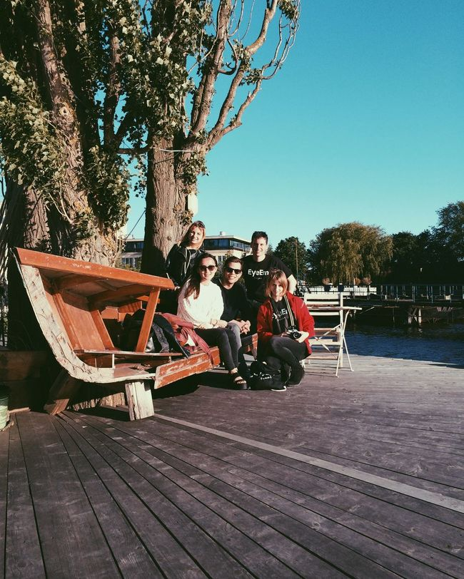 What a perfect sunny Saturday for our small EyeEm Adventure in Amsterdam Noord! Thanks everyone ❤❤❤ EEA3 EEA3 - Amsterdam Group Photo Adventure