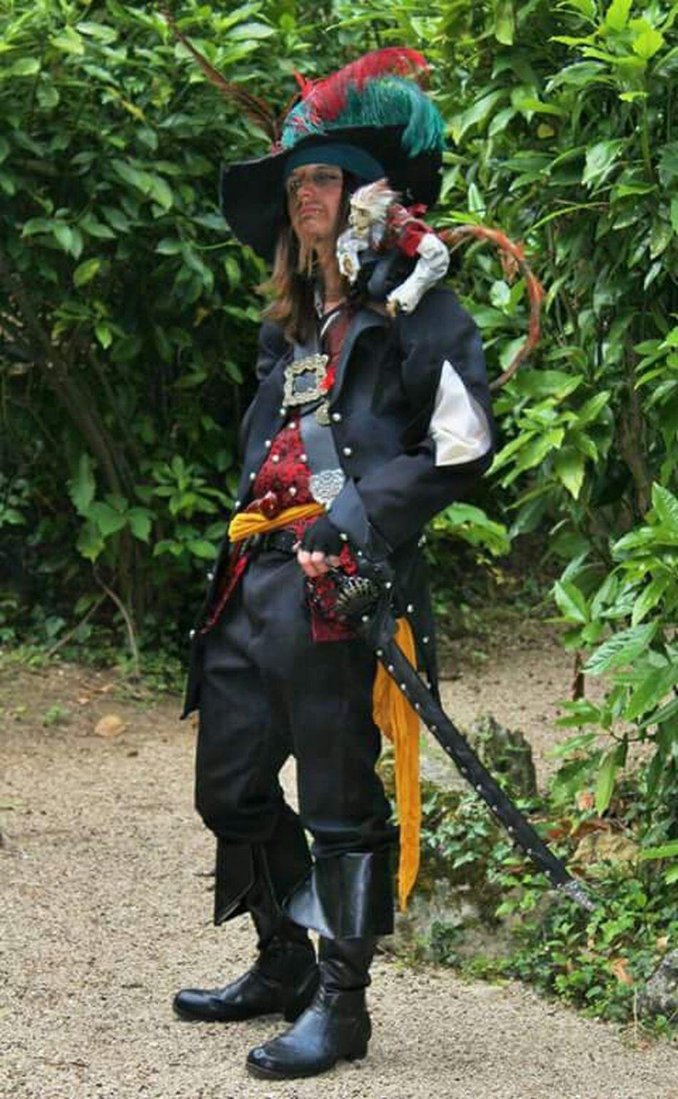 Cosplay<3 Pirates Piratideicaraibiaiconfinidelmondo Inspitarion