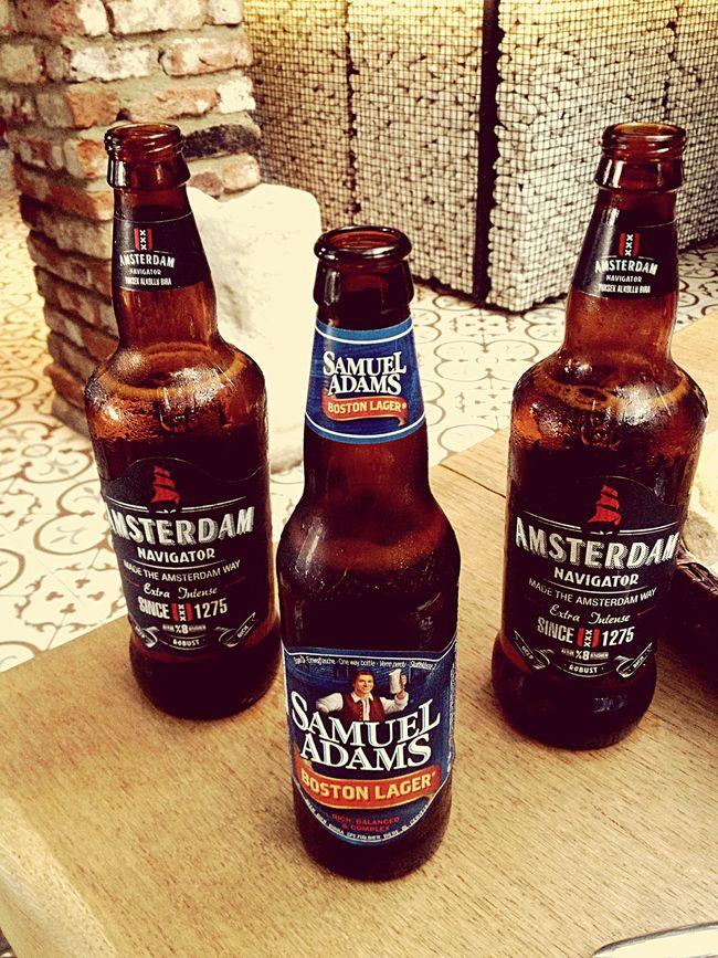 Alkol Türkiye Turkey Istanbul Taksim Mihrimahsultan Bira Beer Samueladams Amsterdam