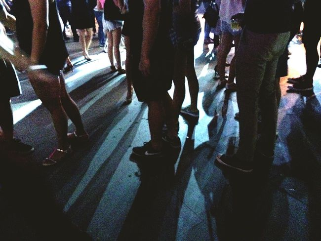 One Wild Night Party Bar Club Music Dancing Dj Set Fun People Light Lights Feet Light And Shadow Shadow Shadows People And Places