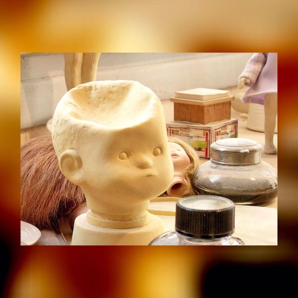 Désordre d'atelier EyeEmBestPics Pierre Durdilly Creativity Creative Getting Inspired Sculpture Legs Porcelain  Porcelain Doll Dolls