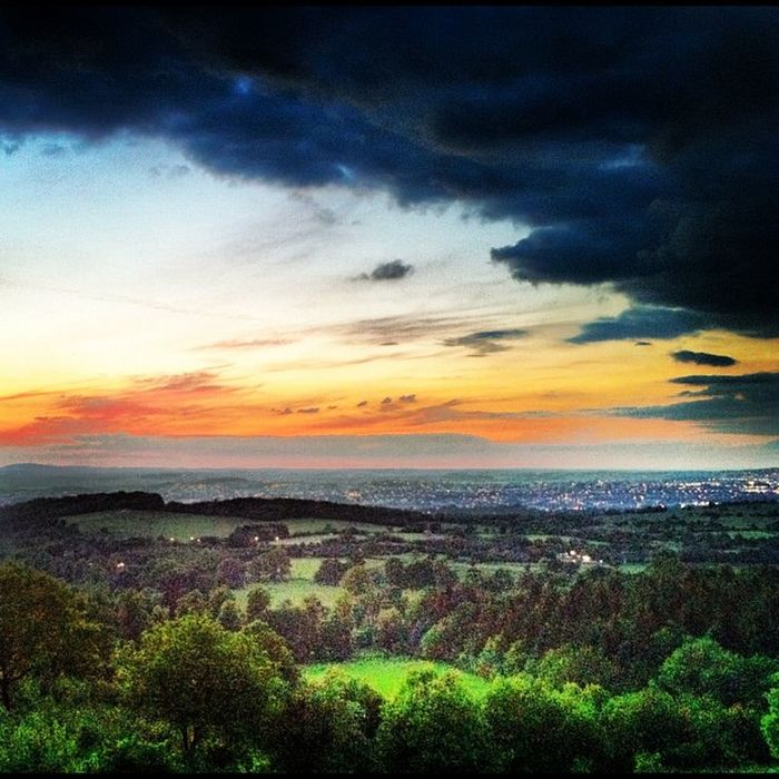 Beautiful view from Clent Hills over to Malvern Sunsetporn Sunset Cloudporn Tadaa Community skyporn sky hills valley landscape hdr hdrspotters gangfamily gf jj_forum jj instaddict iphonesia popularpage instagram instagramhub iphonepicoftheday instagram instaholic clubsocial grass