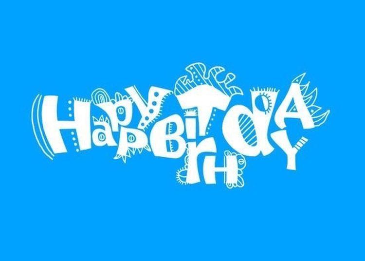 Birthday Happy Birthday! Birthdaycard CHINOmrk Illustrator Photoshop Design Illustration Illust Art バースデーカード( ᐛ?)