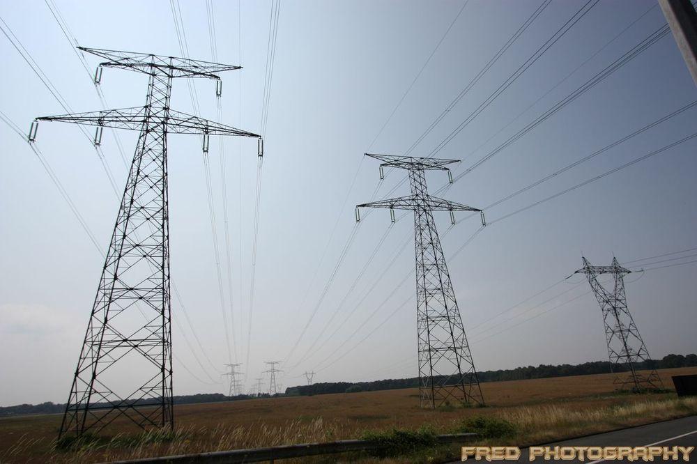 Powerlines Power Lines Pylons Pylonporn