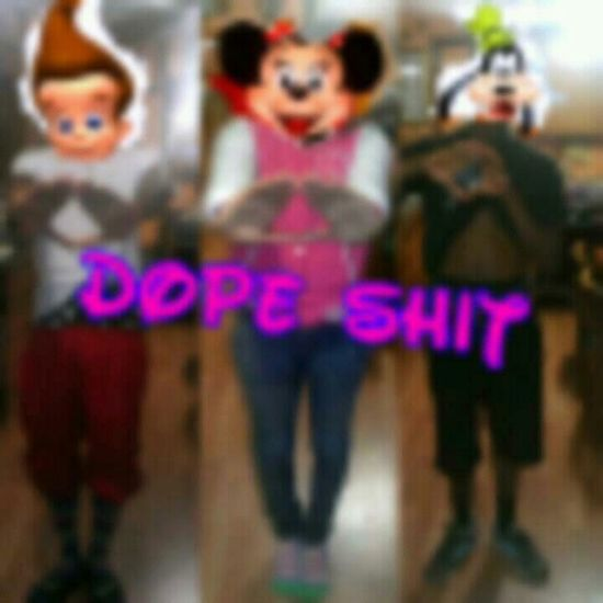 We all have a cartoon inside us <3 :) u have to show it Swag DOPE BeingME