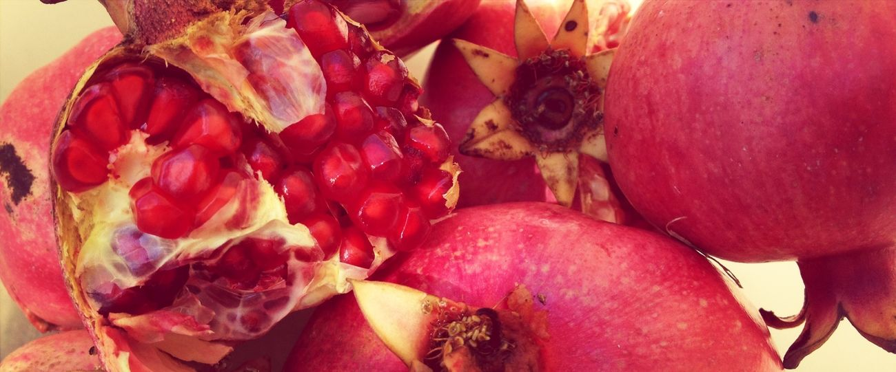 Autumn Fruit - Red Food