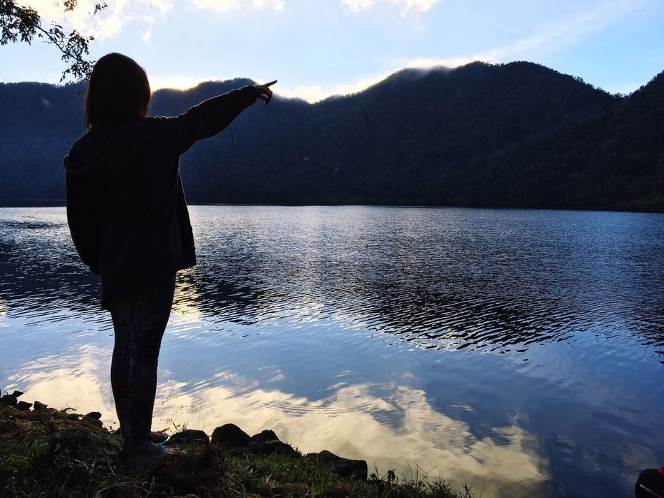 Feel The Journey Lakeholon Travelph Philippines Nature Lake