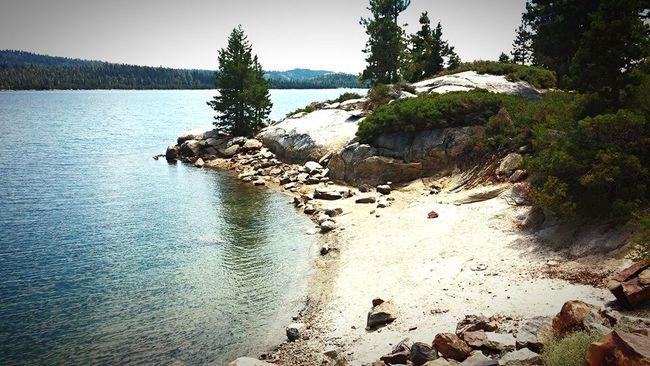 The Great Outdoors - 2016 EyeEm Awards Loon Lake California Nature Lake Relaxing Enjoying Life Scenery Beautiful Landscape