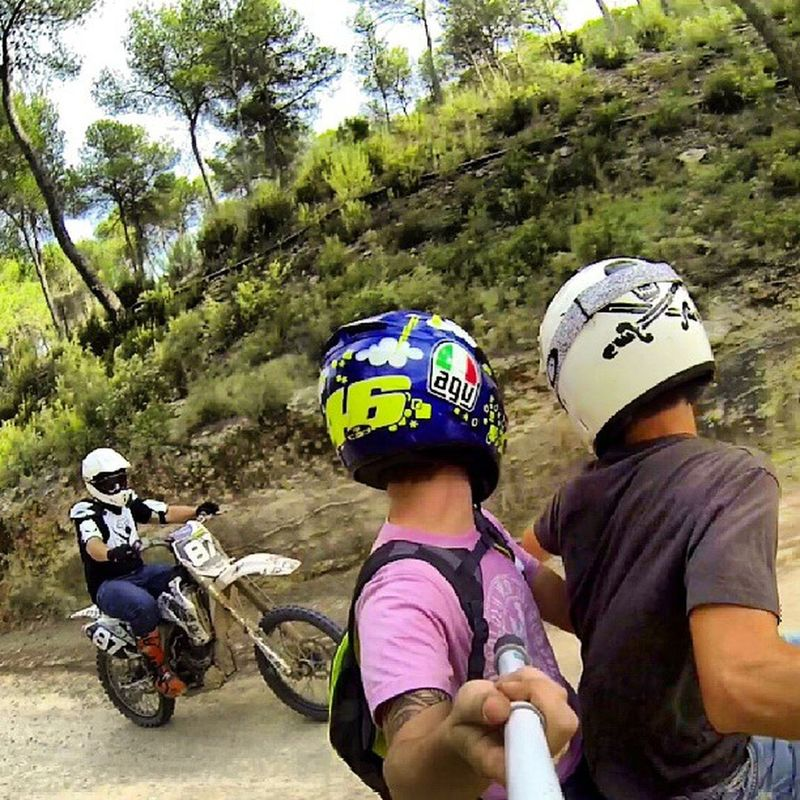 Juanito,Dani & Me Instapic Instamoment Instamoto Freestyle TagsForLike MotoX sick Yamaha Ibiza gopro KTM VR46