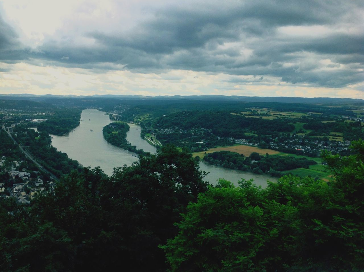 Rhein Drachenfels Siebengebirge Nature River Bonn Germany GERMANY🇩🇪DEUTSCHERLAND@ Beautiful Beauty In Nature Grass Mountains Hills North Rhine Westfalia View From Above View View From The Top Viewpoint