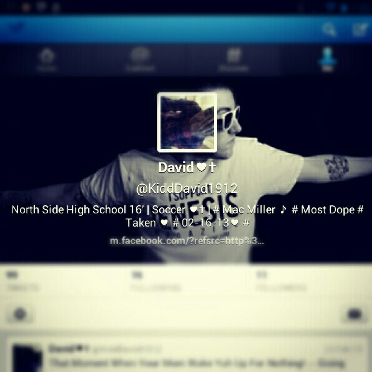 Follow Me On Twitter♥† ∞