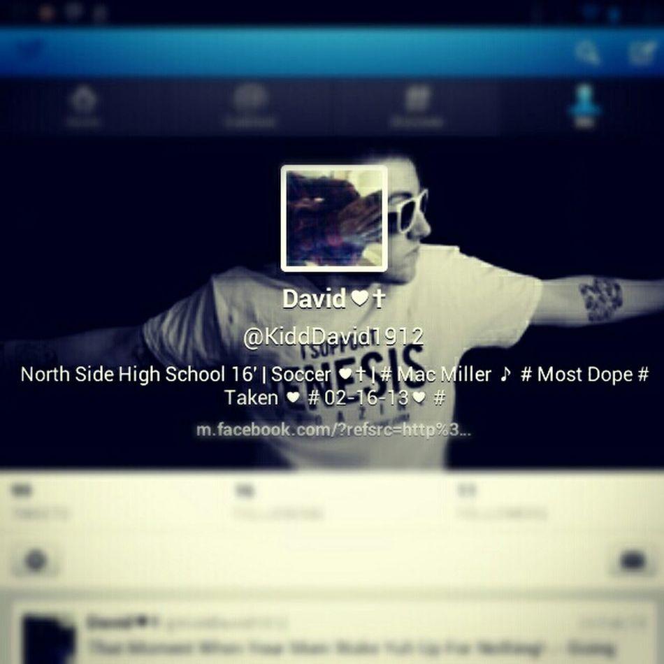Follow Me On Twitter♥† ∞