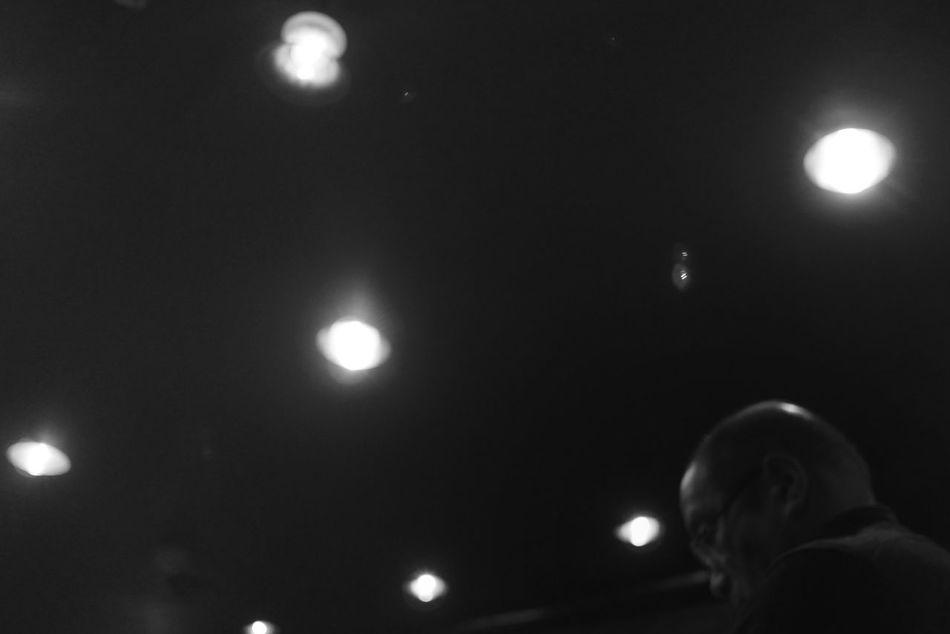 "Jazz cafe and bar ""DUG""/新宿DUGにて Jazz Coffee Shop Bar Snapshots Of Life Monochrome LUMIX DMC-GM5K Outoffocus"
