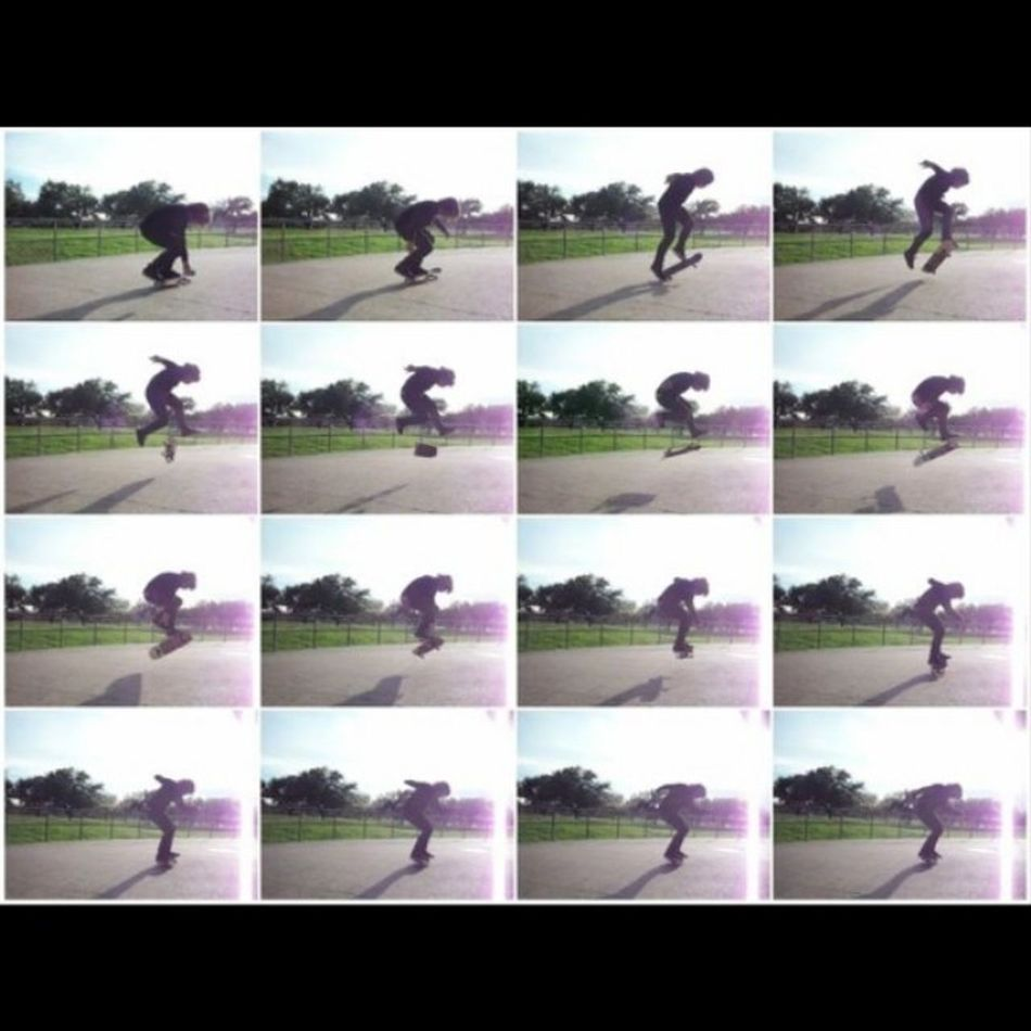 2011 Throwbackthursday  Strawberrypark Niggaallinblack TreFlip 2011 emericawestgates skateboarding