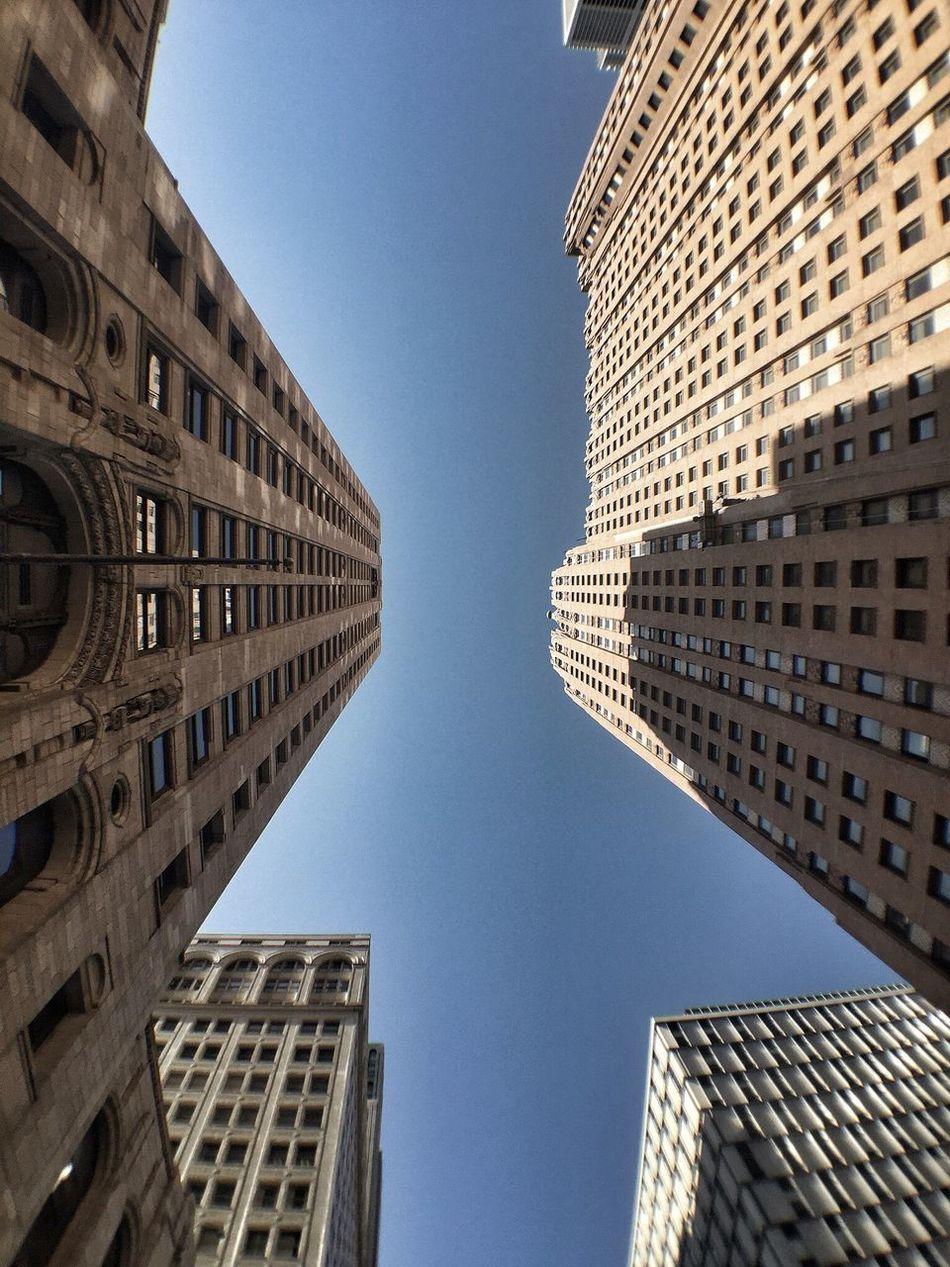 Architecture Skyscraper Building Downtown Downtown Detroit Fisher Building Guardian Building Detroit
