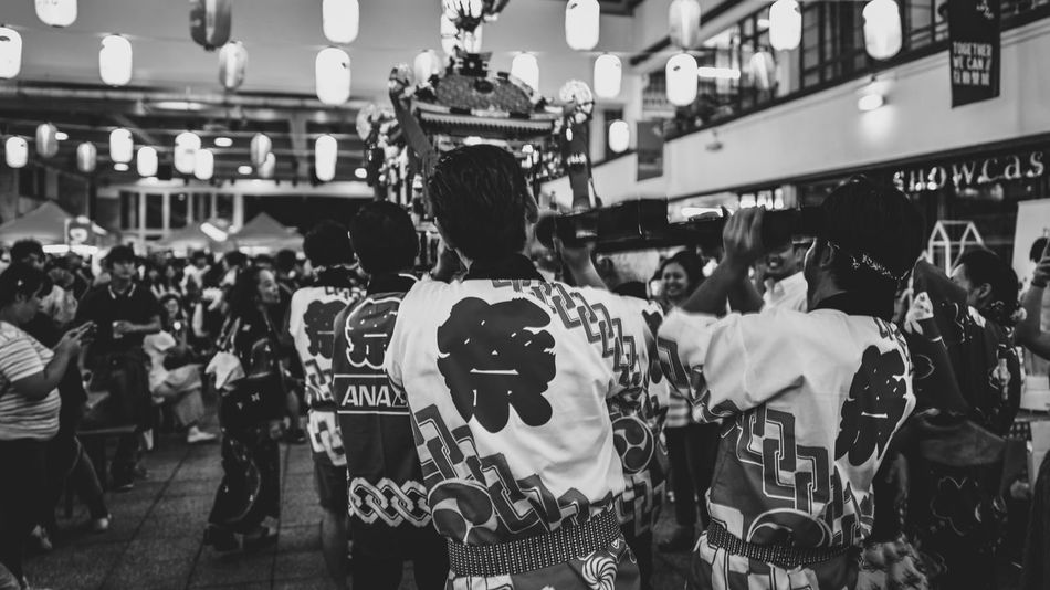 MATSURI Discoverhongkong Japanese Culture Japanese Traditional Japanese Style Japan Matsuri Ennichi Blackandwhite Monochrome Photography Monochrome Leicaq Madeinwetzlar Beautiful EyeEm Gallery Central PMQ 元创方 Urban Exploration EyeEm Masterclass Our Best Pics Taking Photos Hello World From My Point Of View Capture The Moment Walking Around Moment