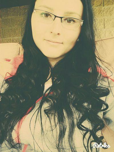 Brown Eyes Andy Pohodicka Longhair Outside Happy People Love ♥ Curly Hair Oslava👌👡😍❤