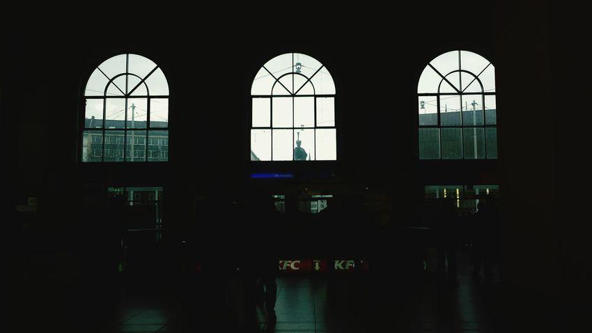 Hannover Gegenlicht Windows Architecture City Life