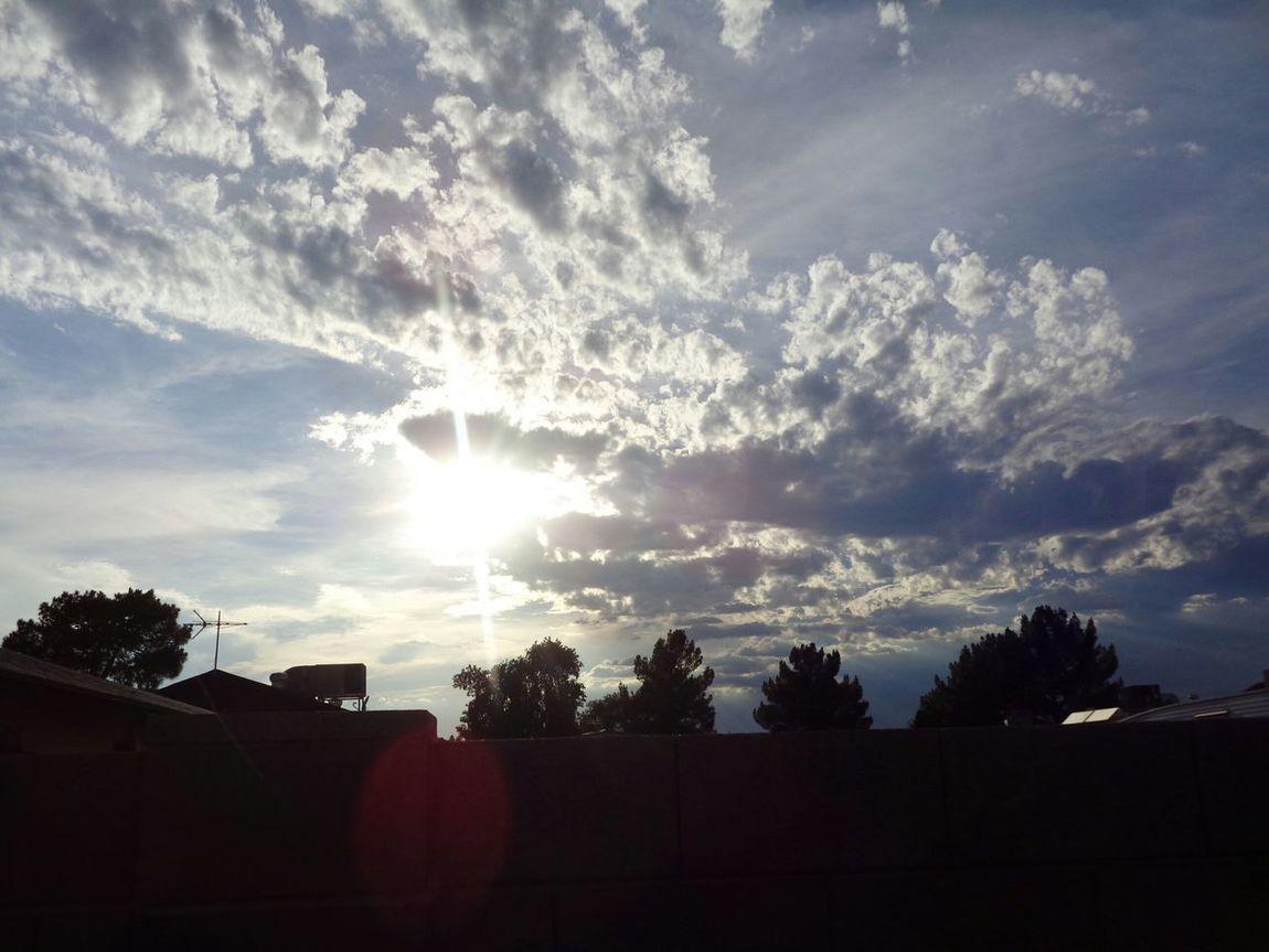 Arizonasky Cloudscape Sunset_collection Sun_collection Arizonasunsetsarethebest Myview Breathtaking Godsbeauty