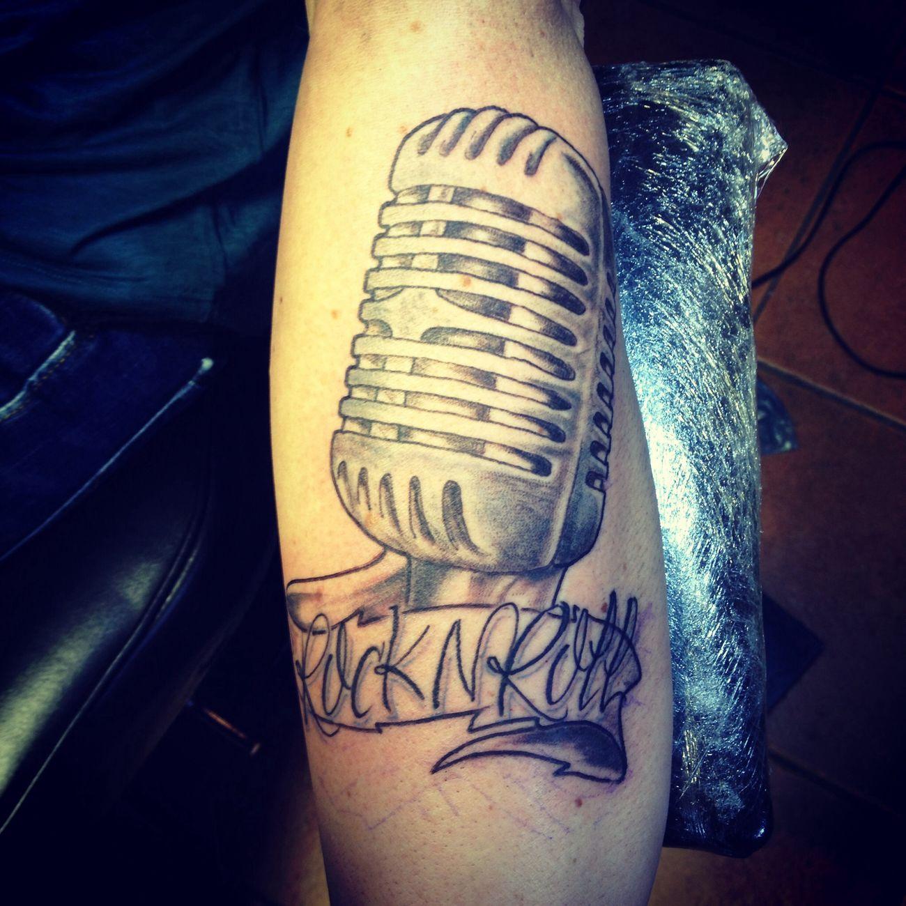 Rock'n'roll Tattoo